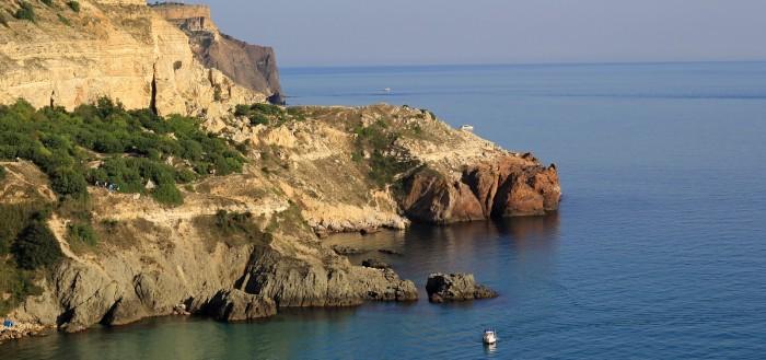 Пляжи Крыма на карте  названия фото как добраться