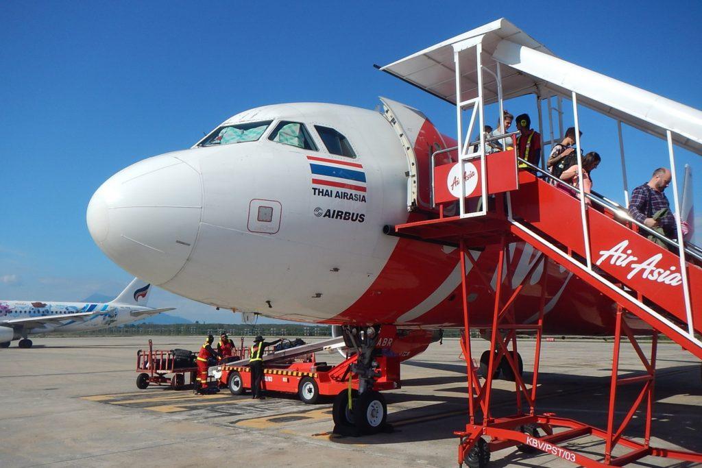 Airbus A320-200 AirAsia