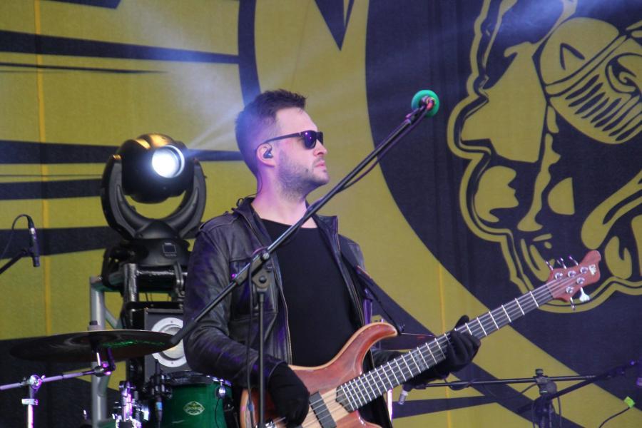 «СЕtИ» на байк-рок фестивале «Взлётная полоса» 2019, день 1, аэродром Кучаны
