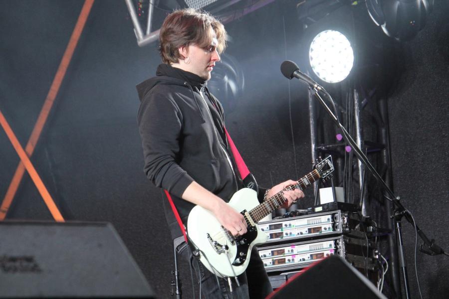 «Ногу свело!» на байк-рок фестивале «Взлётная полоса» 2019, день 1, аэродром Кучаны
