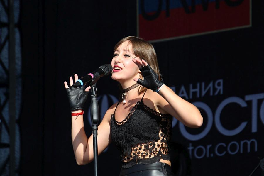 Xe-None (Киров) на байк-рок фестивале «Взлётная полоса» 2019, день 2, аэродром Кучаны