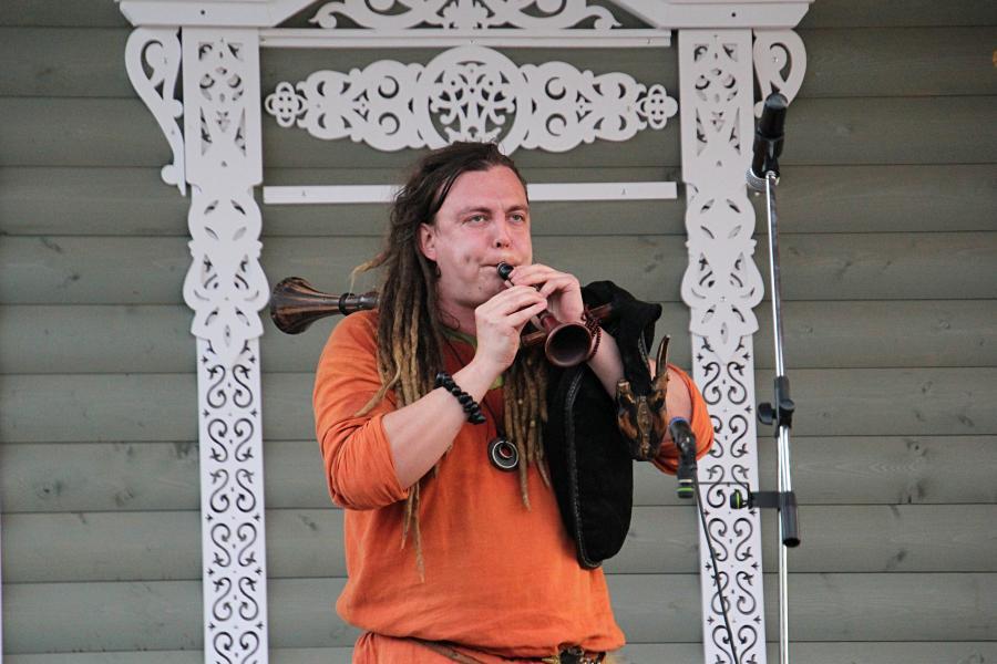 Андрей Митюрев, Сколот на фестивале «Хлыновская застава» 2019