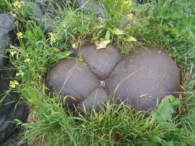 Круглые камни в Подчуршинском городище - поход выходного дня в Первомайский, Слободской район