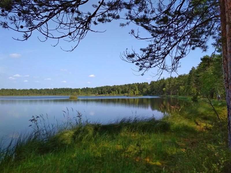 озеро Орловское