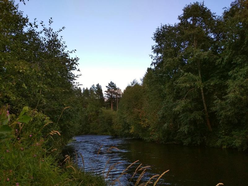 река Ивкина