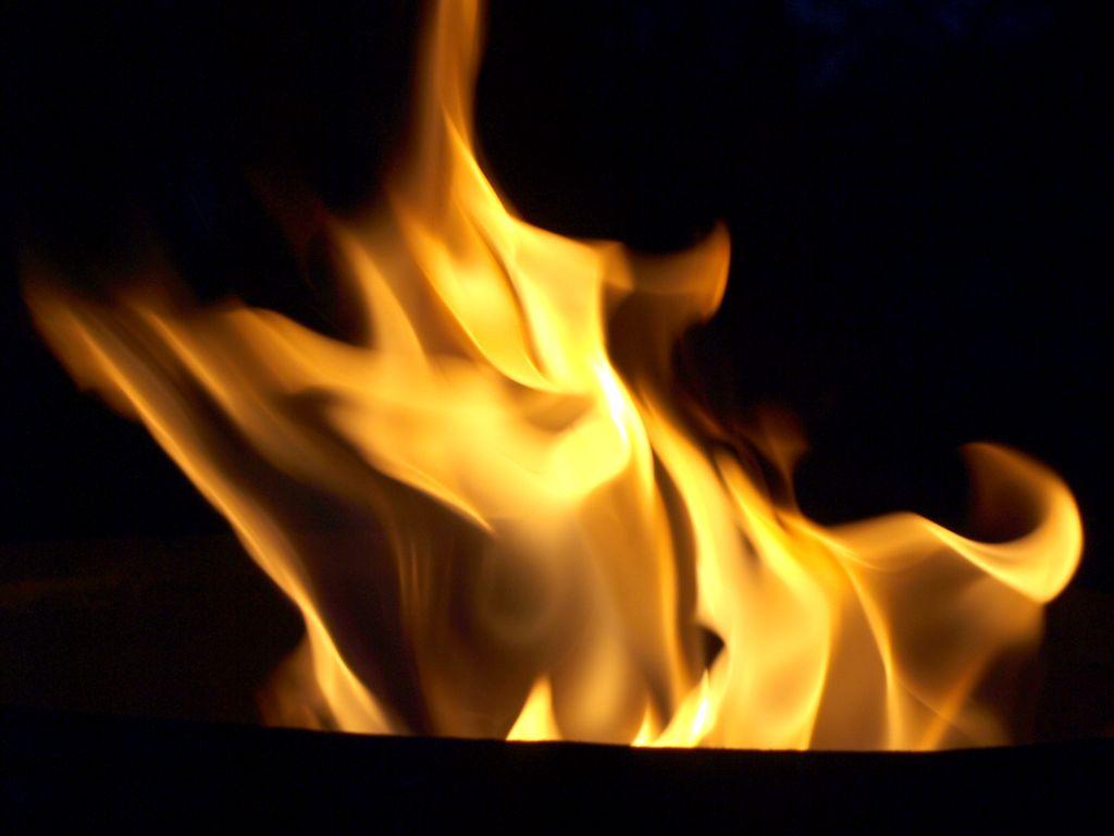 Фотографии огня