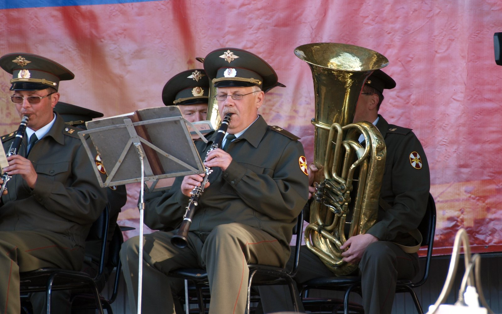 Фестиваль духовых оркестров: день 4