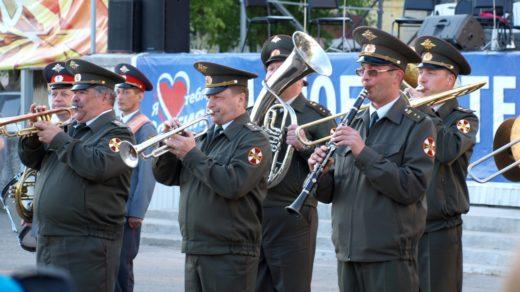 Фестиваль духовых оркестров: день 5, гала-концерт
