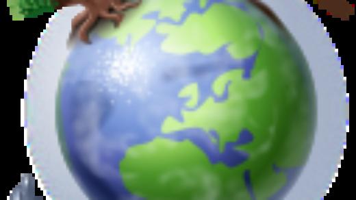 Как создать свою минипланету?