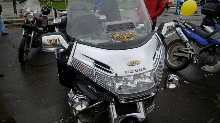 Автодень на Театралке: картинг и мотоциклы