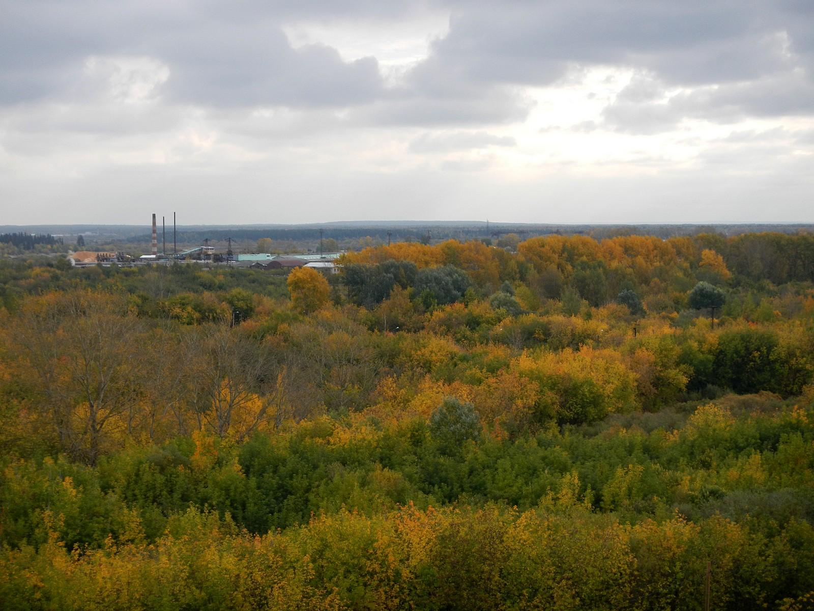 Осенние панорамы