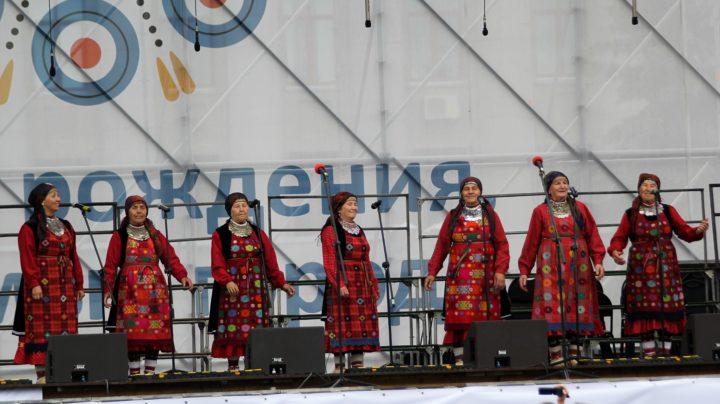 День города 2014: Бурановские бабушки