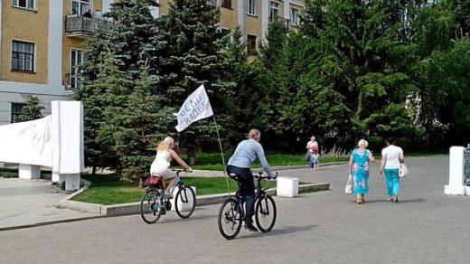 Велосвадьба в Кирове