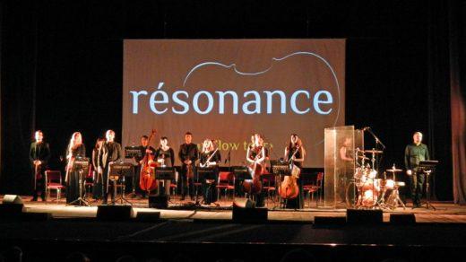 Концерт résonance - классика рока в исполнении симфонического оркестра