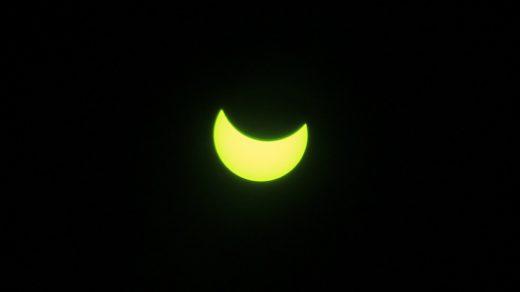 Частное солнечное затмение в Кирове 20 марта 2015 года