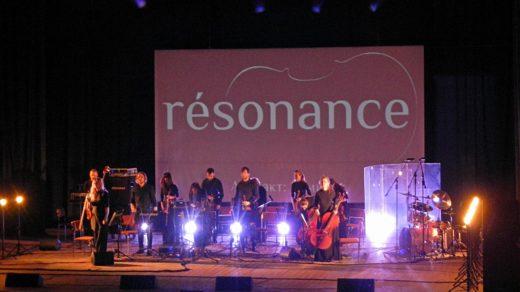 Красный тур (red tour) résonance – классика рока в исполнении симфонического оркестра