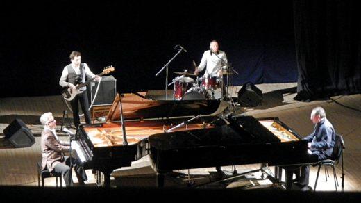 Jazz-n-roll: блюз, буги-вуги и рок-н-ролл с привкусом джаза - концерт в Кировской филармонии