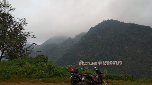 Таиланд 2018, день 3: туманы Doi Ang Khang, королевская агростанция, ливень и дорога в Фанг
