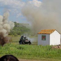 «Живая история» - реконструкторский фестиваль по второй мировой войне