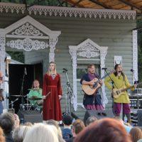 Сколот на фестивале «Хлыновская застава»