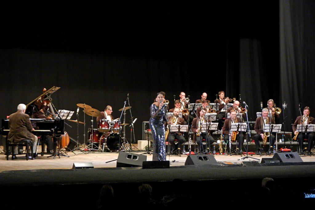 Джазовый оркестр имени Олега Лундстрёма и Мари Карне концерт 85+75